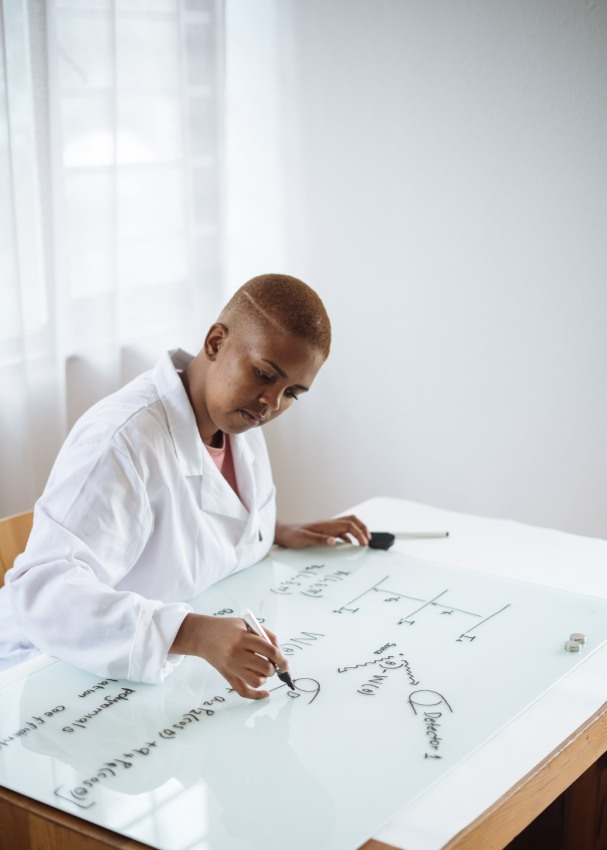 Sarenga supports African innovators